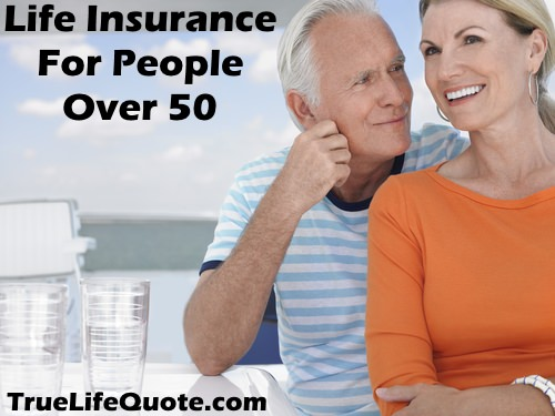 over 50 life insurance