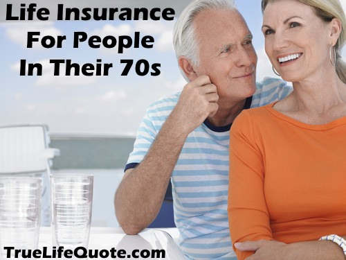 life insurance for people over 70