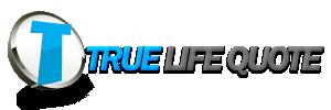 True Life Quote Logo