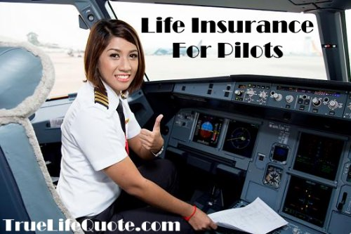 life insurance for pilots